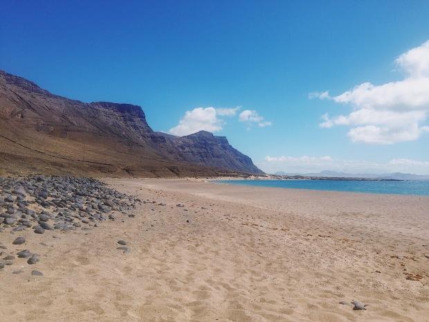 Playa Bajo el Risco - Teguise, Lanzarote