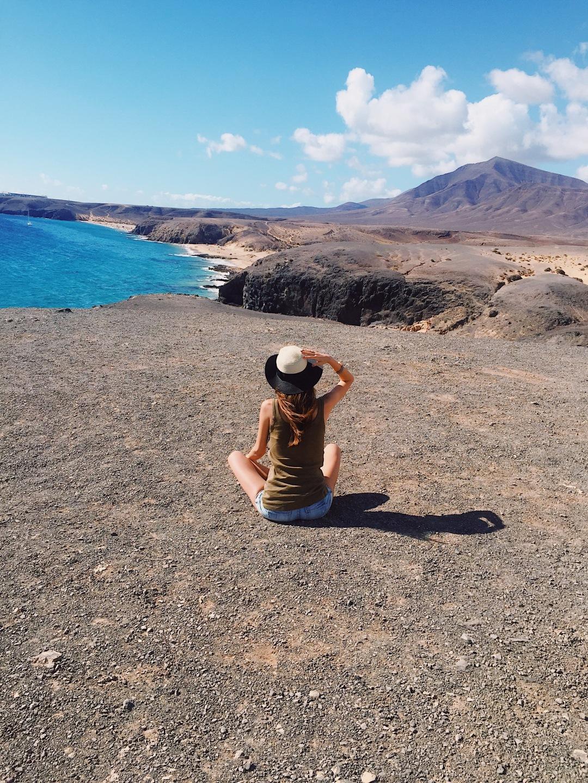 Playa de Papagayo - Yaiza, Lanzarote