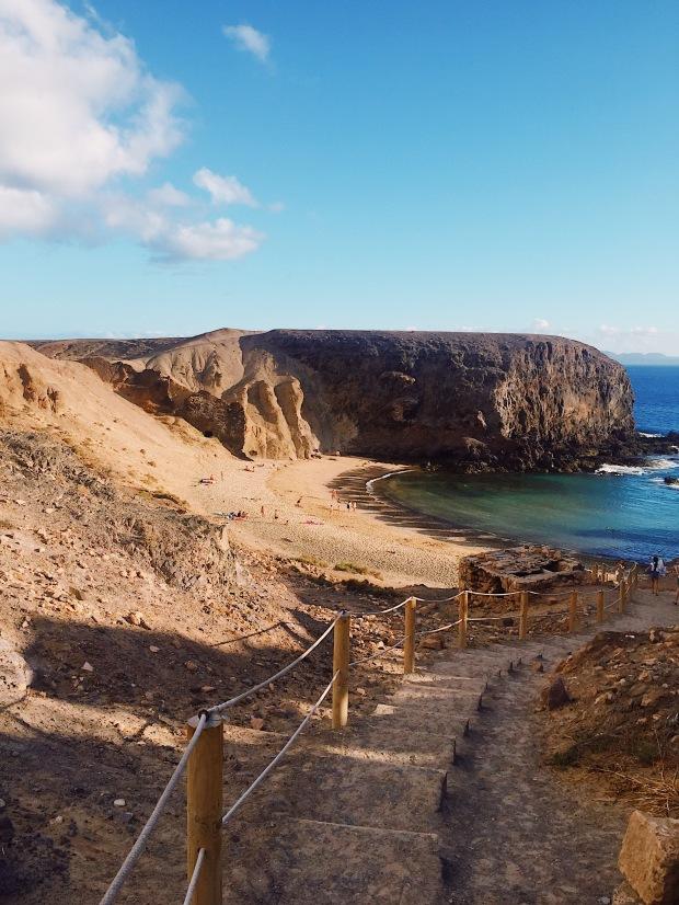 Playa de Papagayo Yaiza Los Ajaches