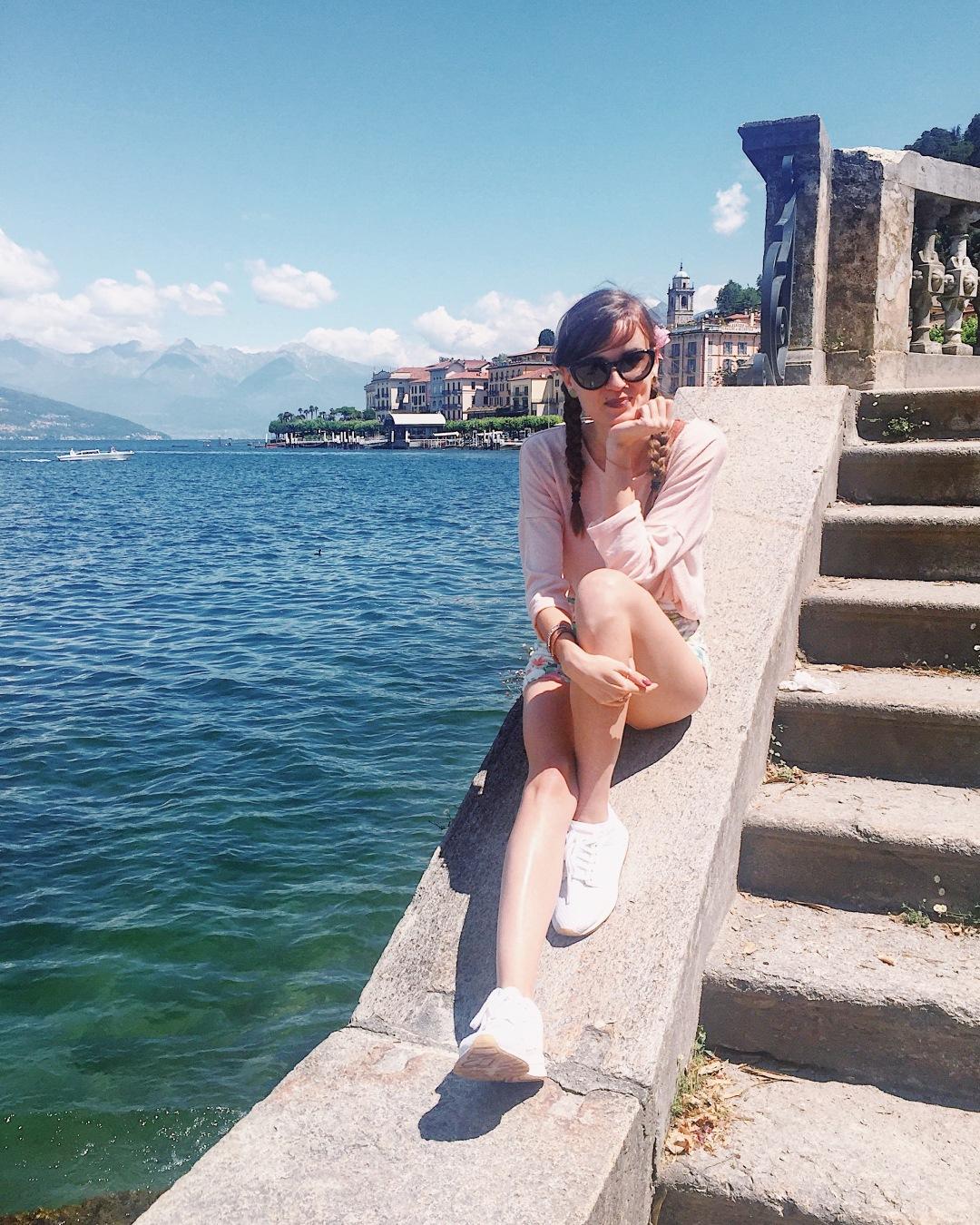Беладжо - езеро Комо, Ломбардия