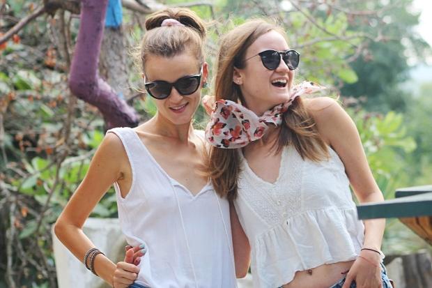 Slippers for summer 2018 Kinky Potion Portion Nathalie & Liliya Dakovi