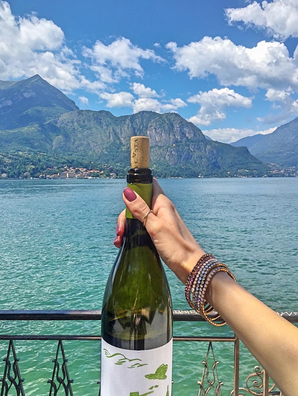 Wine Bars in Bellagio Italy Lago di Como