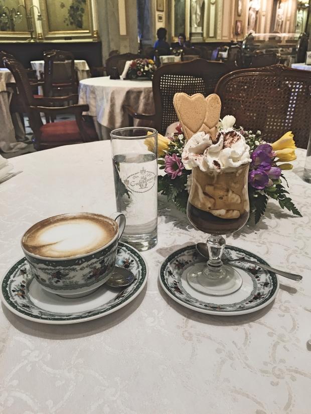 Gran Caffè Gambrinus - Naples, Italy