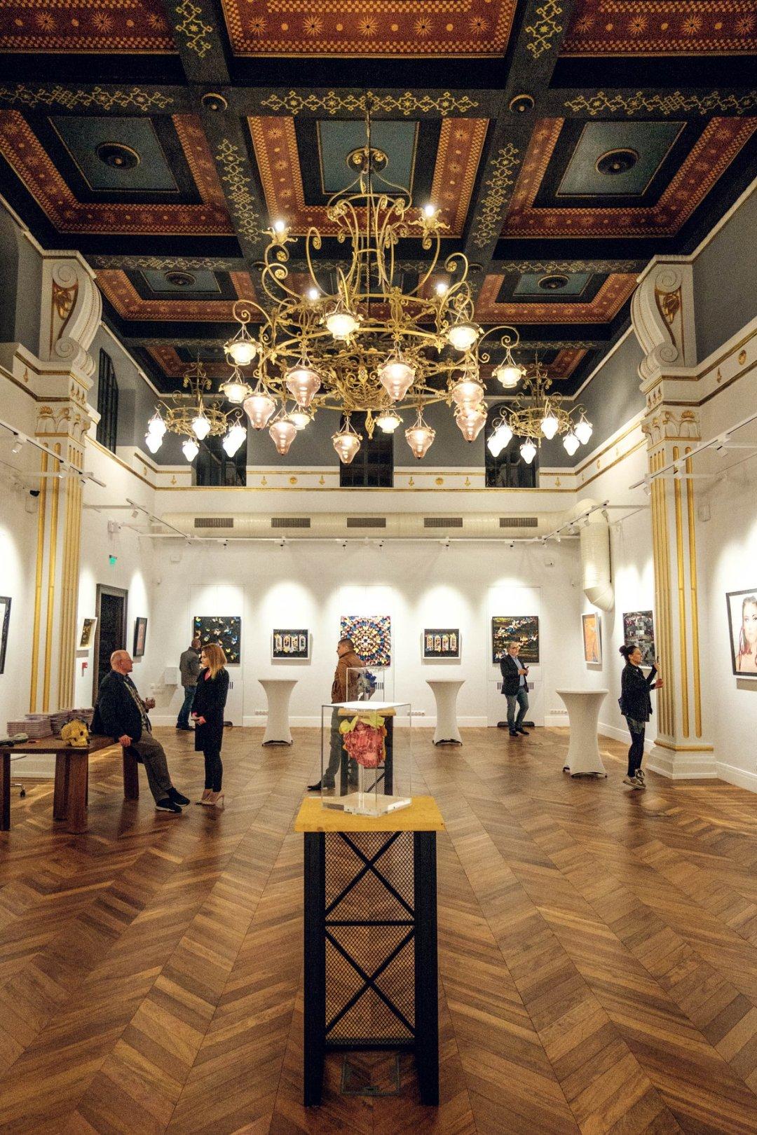 OBORISHTE 5 Gallery and Hall exhibition Sofia address
