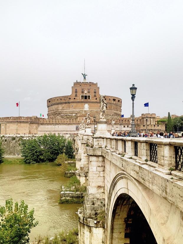 Ponte Sant'Angelo - Gian Lorenzo Bernini
