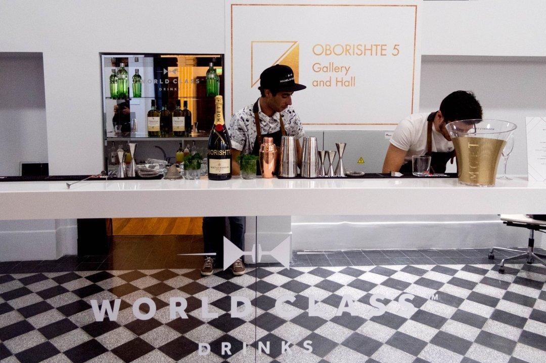 Wolrd Class Cocktails Bulgaria 2018 Pavel Pamukchiev
