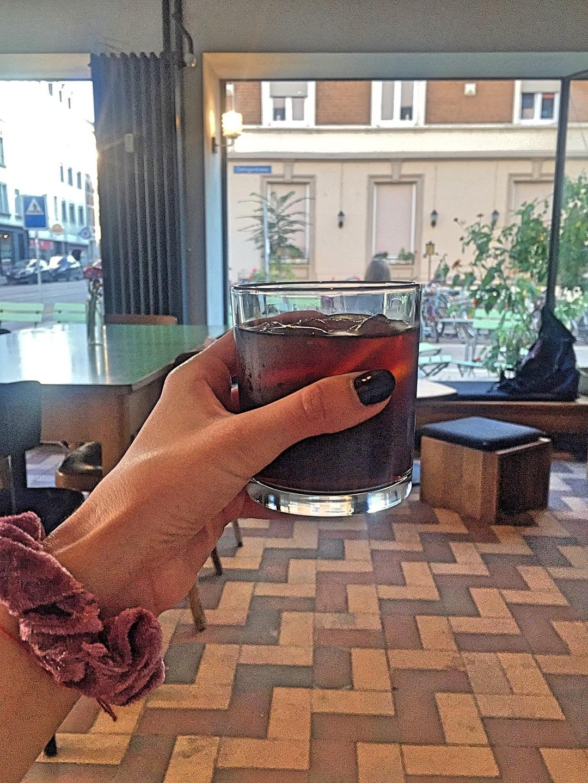 Cafe Frühling brunch Basel