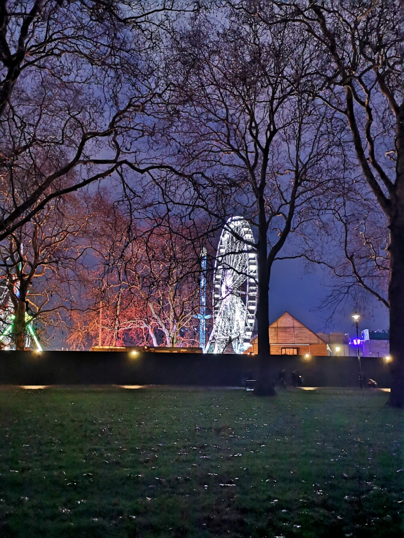 Hyde Park Winter Wonderland 2018 address