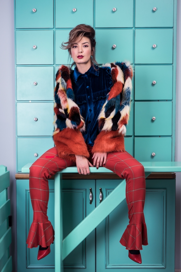 Bulgarian fashion designers - Plamena Dineva