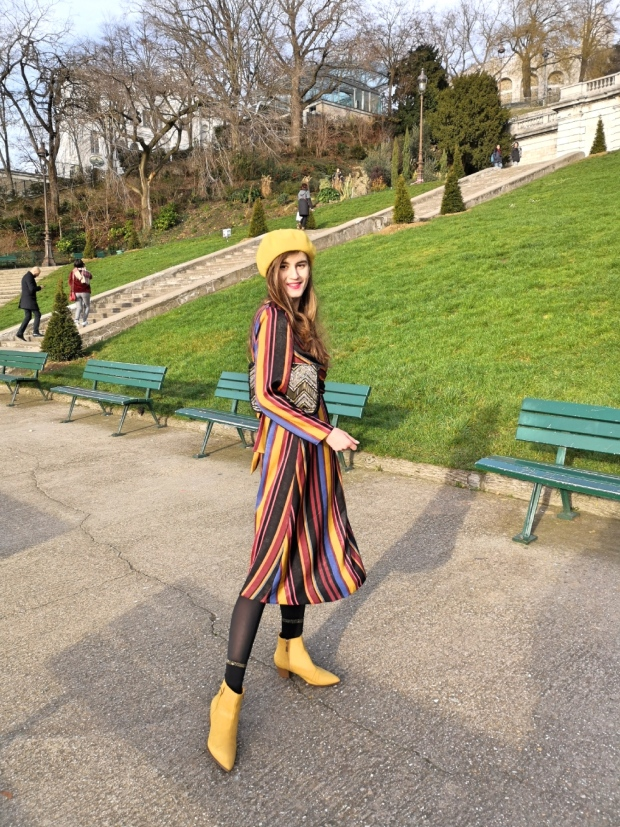 Paris Most Instagrammable spots - Montmartre hill and neighbourhood