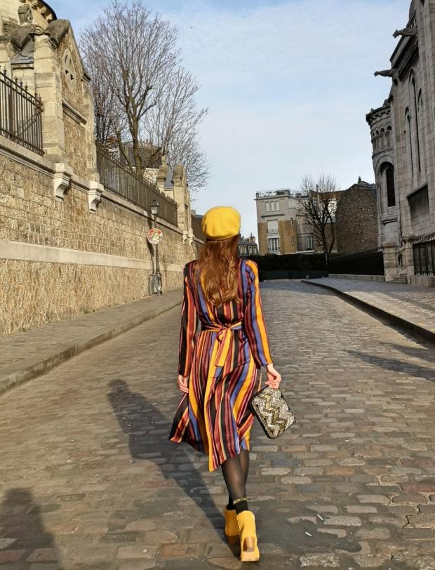 Most Instagrammable spots in Paris France - Montmartre Sacre Coeur 01