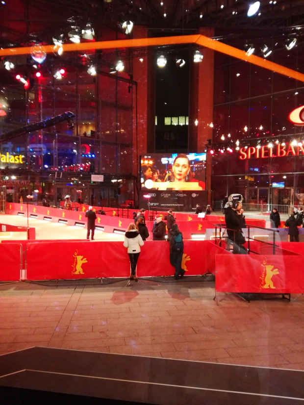Berlinale 2019 movie theatres red carpet