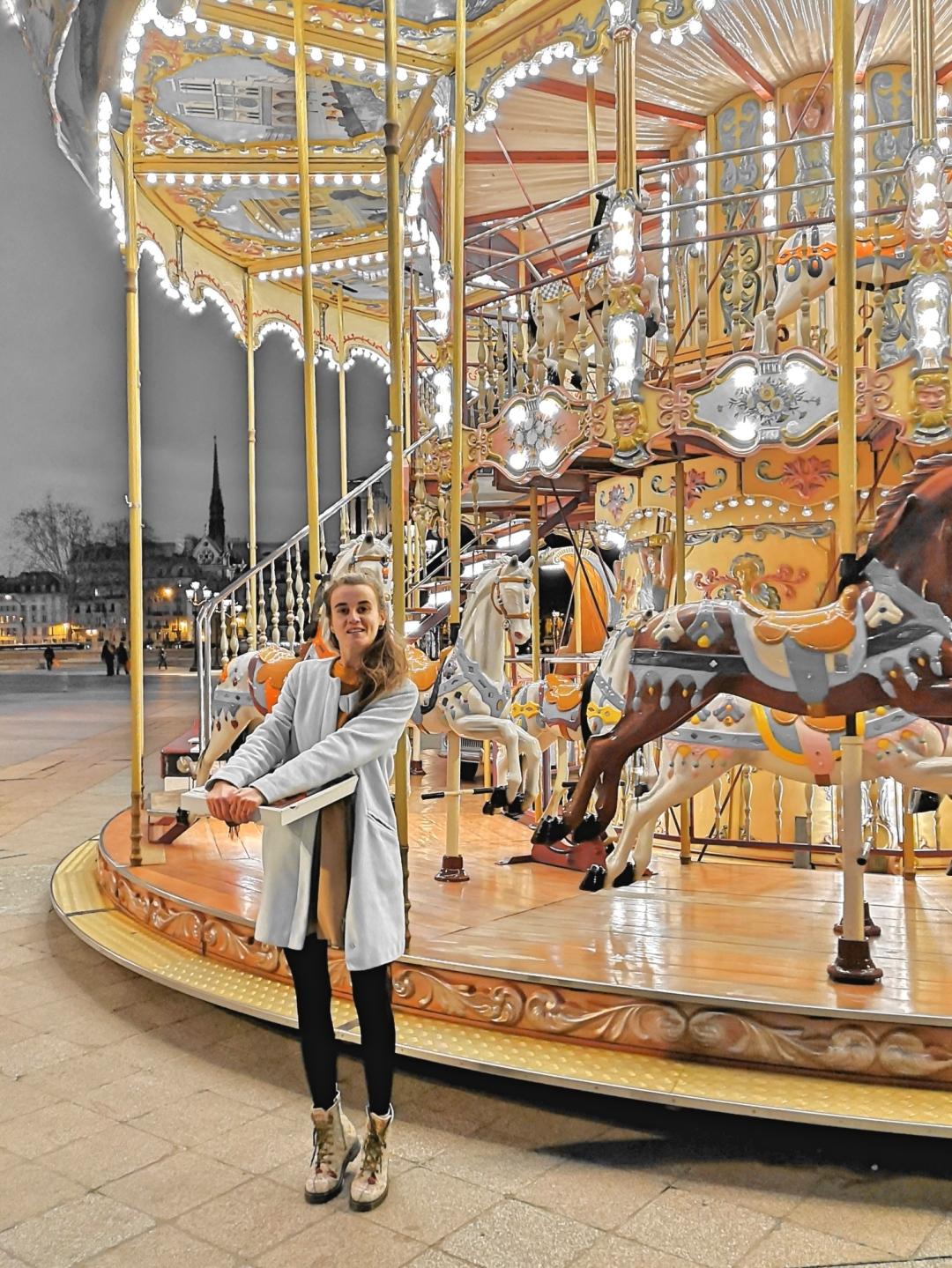 Carousel Notre Dame Paris