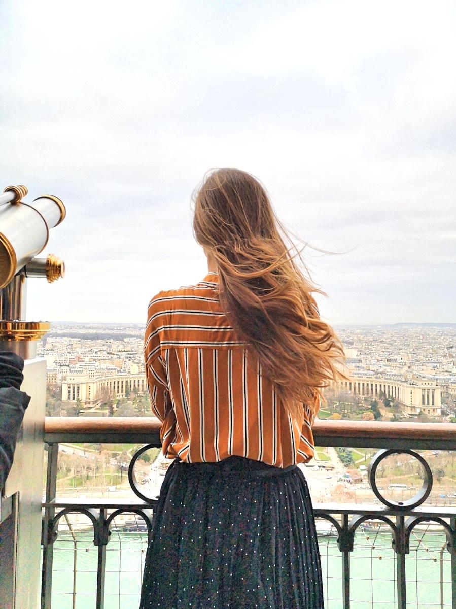 Eiffel Tower Paris - Champagne Bar level 2