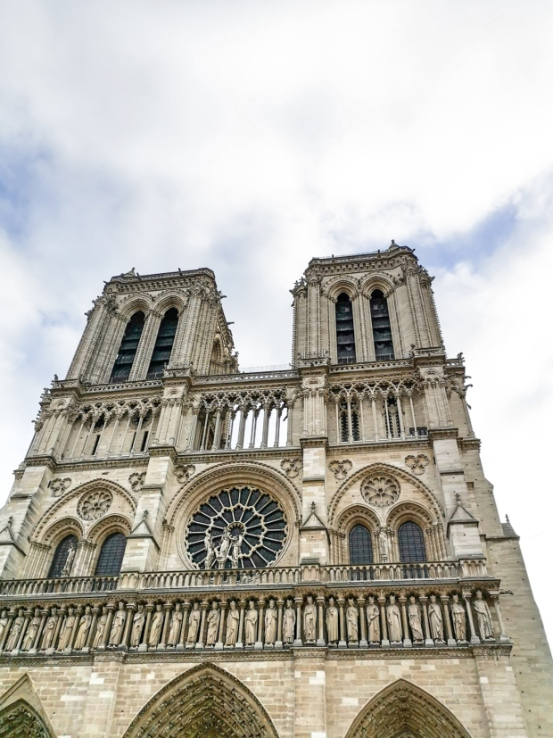 Notre Dame de Paris best view Ile de la Cite - panoramic view - towers tour - prices, tickets and opening hours
