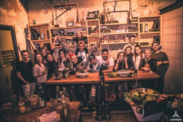Sputnik bar - best cocktails in Sofia
