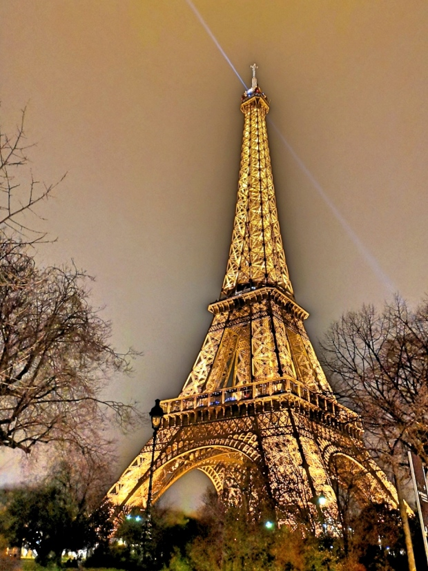 Tour Eiffel history and location in Paris