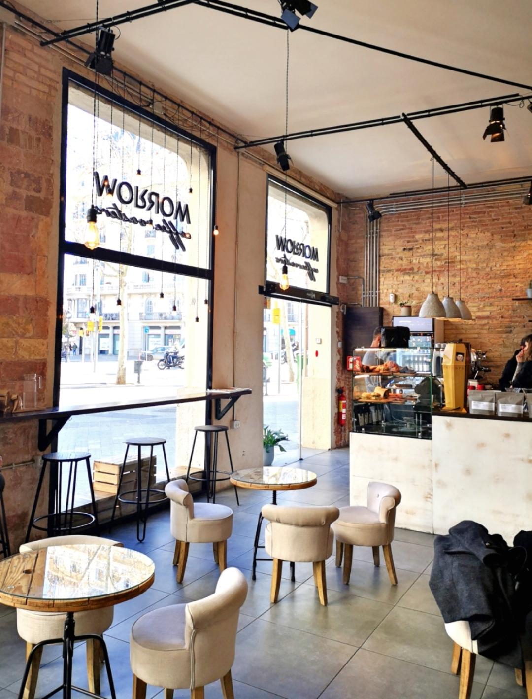 Best third wave coffee Barcelona