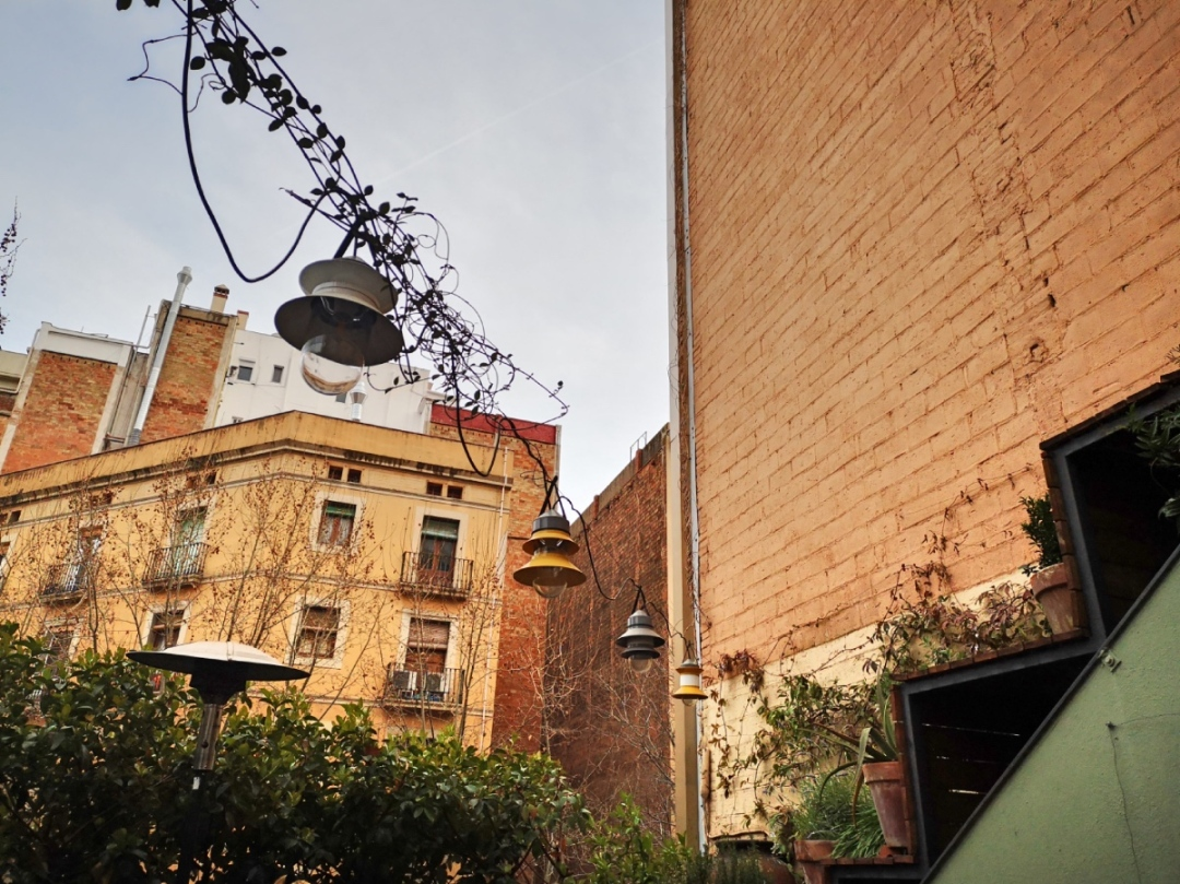 Federal Cafe Barcelona Sant Antoni address Carrer del Parlament 39
