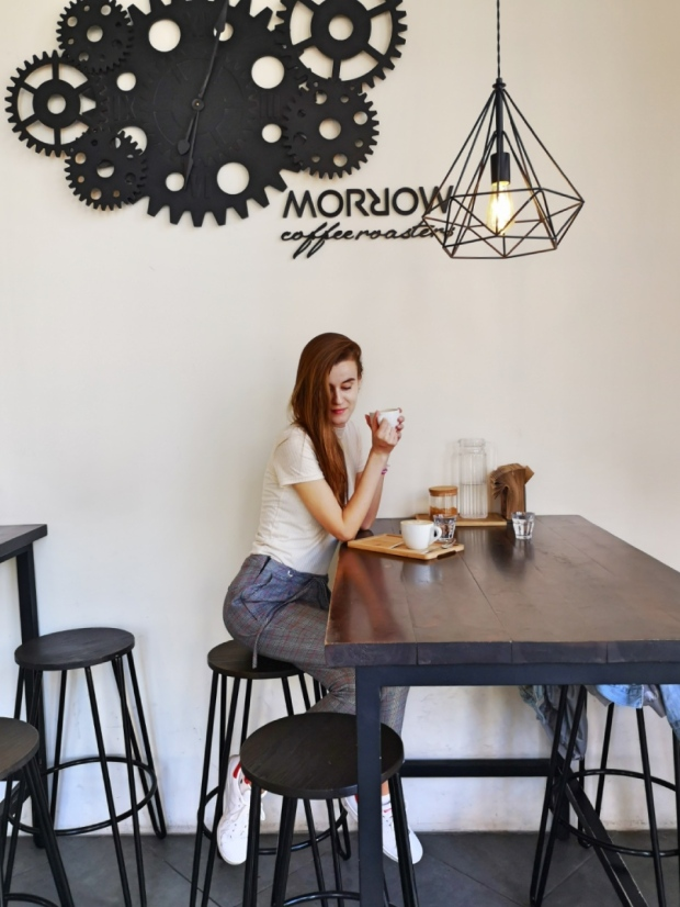 Morrow Coffee Barcelona Spain address