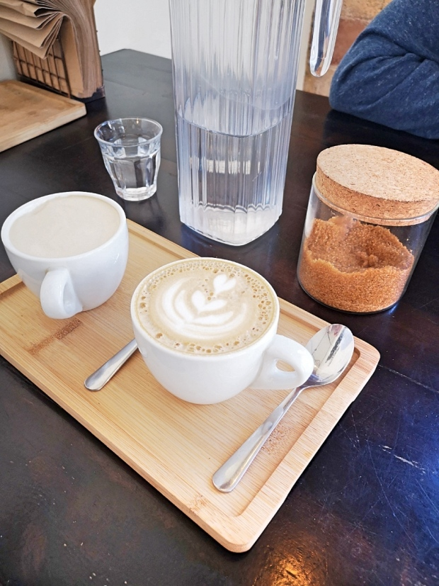Morrow Cafe Barcelona 1