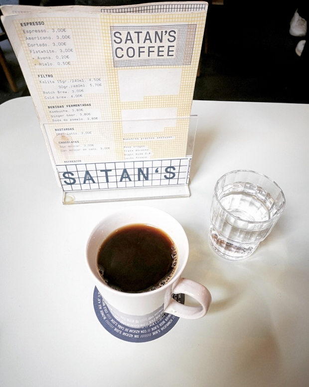 Satan Coffee Corner Barcelona address