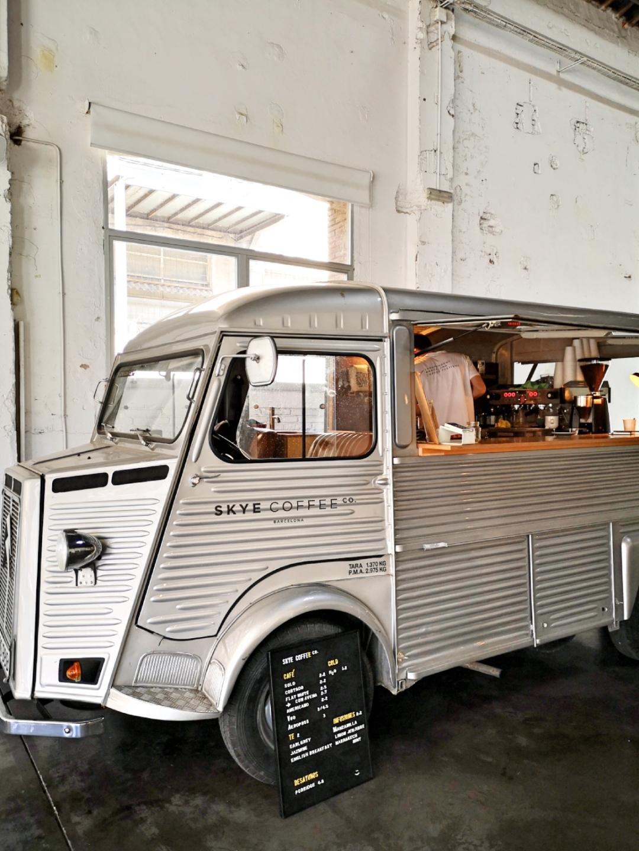 Skye Coffee Co. Barcelona Espacio 88 address