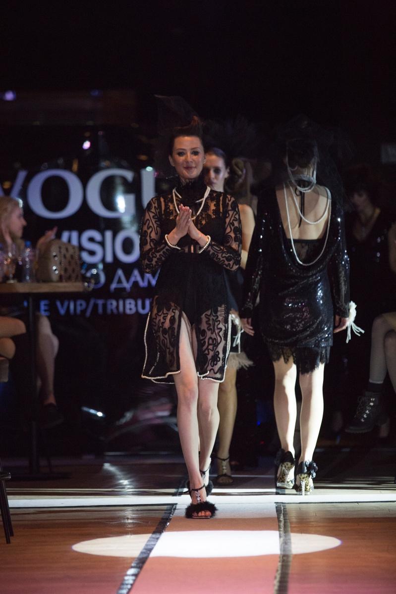 Vogue Vision Mitko Damov 2019 Karl Lagerfeld tribute