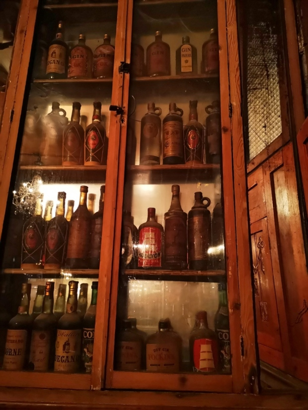 Bar Marsella Barcelona Absinthe Hemingway Picasso