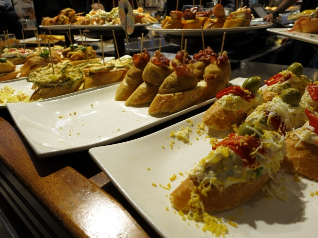 best pinchos bars in Barcelona