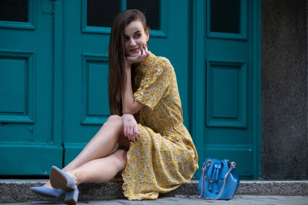 Blus slingback pumps Deichmann Bulgaria Spring 2019