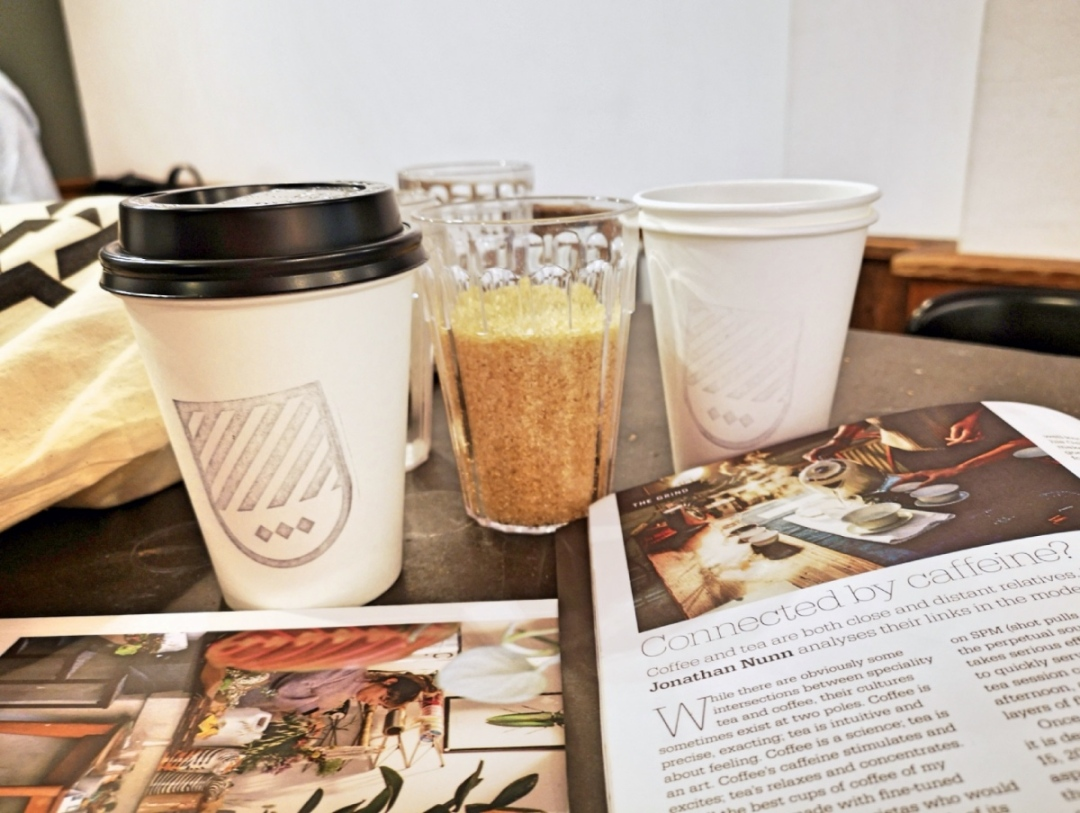 Best third wave cafes in London - Department of Coffee and Social Affairs Soho