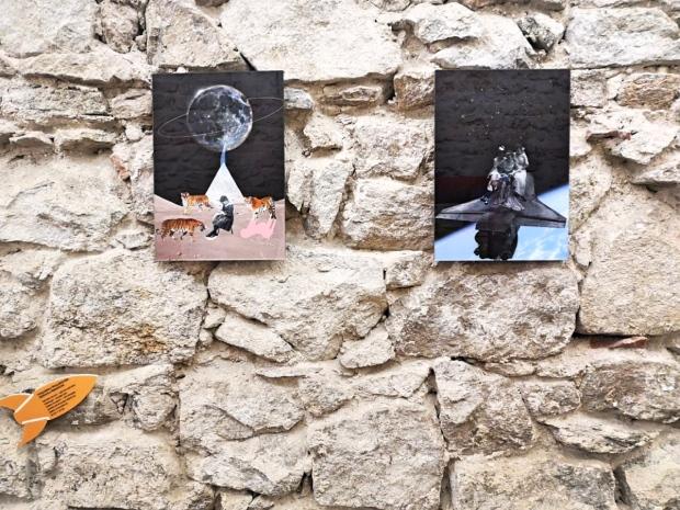 Космодрум изложба Пловдив Капана Фест 2019