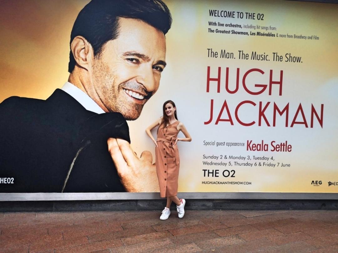 Hugh Jackman The man the music the show tour UK 2019