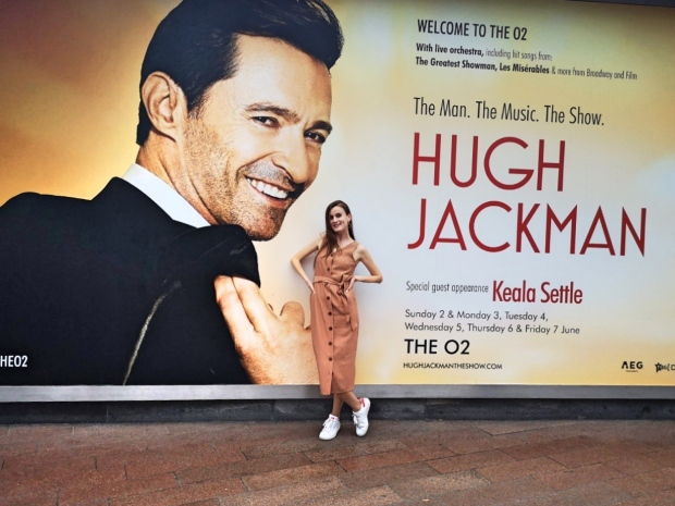 Hugh Jackman The man the music the show tour UK 2019