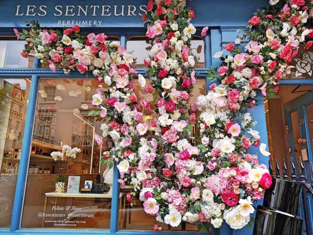 Les Senteurs perfumery address 71 Elizabeth St, Belgravia, London SW1W 9P UK
