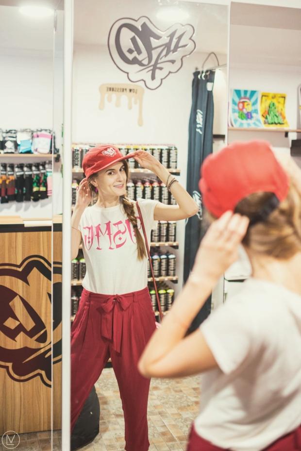 Streetwear store in Sofia Bulgaria 0511 Clothing address