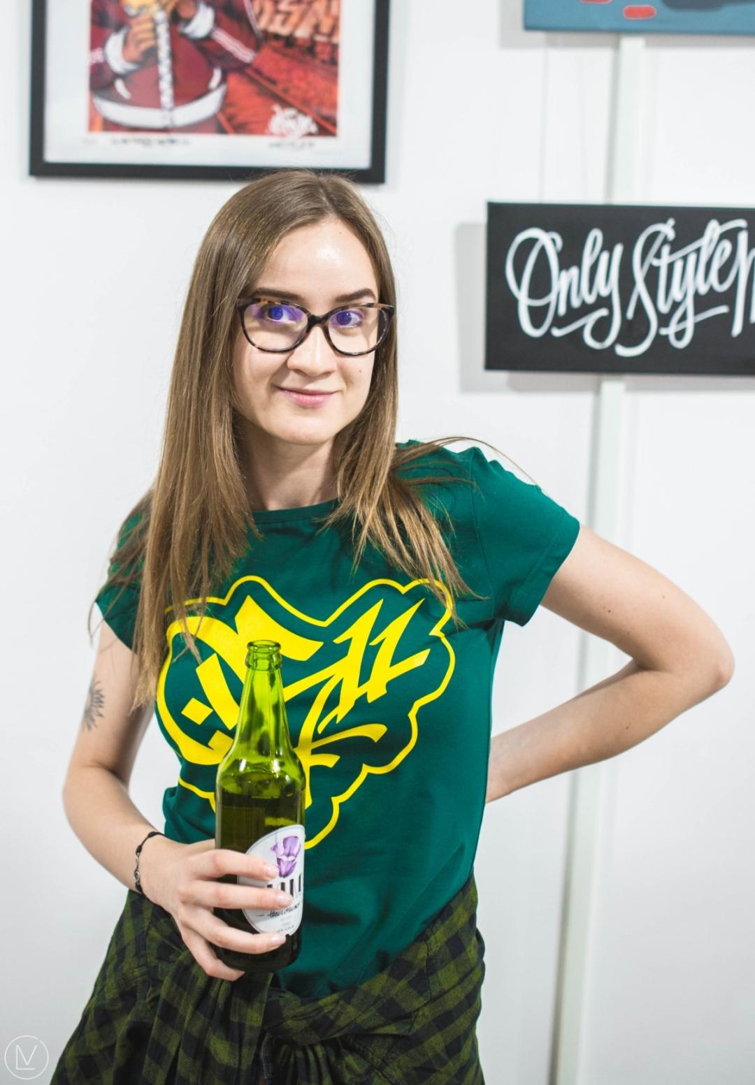 0511 Organic Streetwear Sofia Only Style Matters graffiti