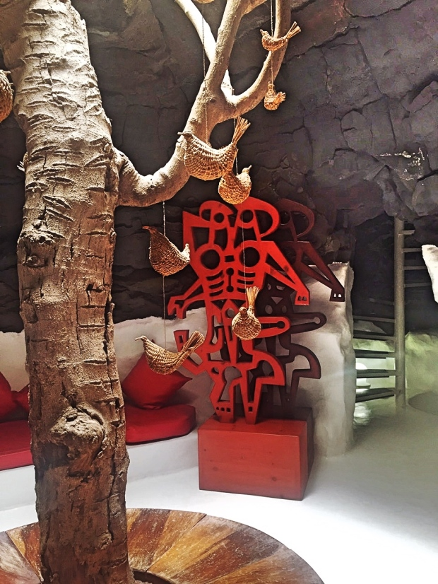 Cesar Manrique craftmanship Lanzarote
