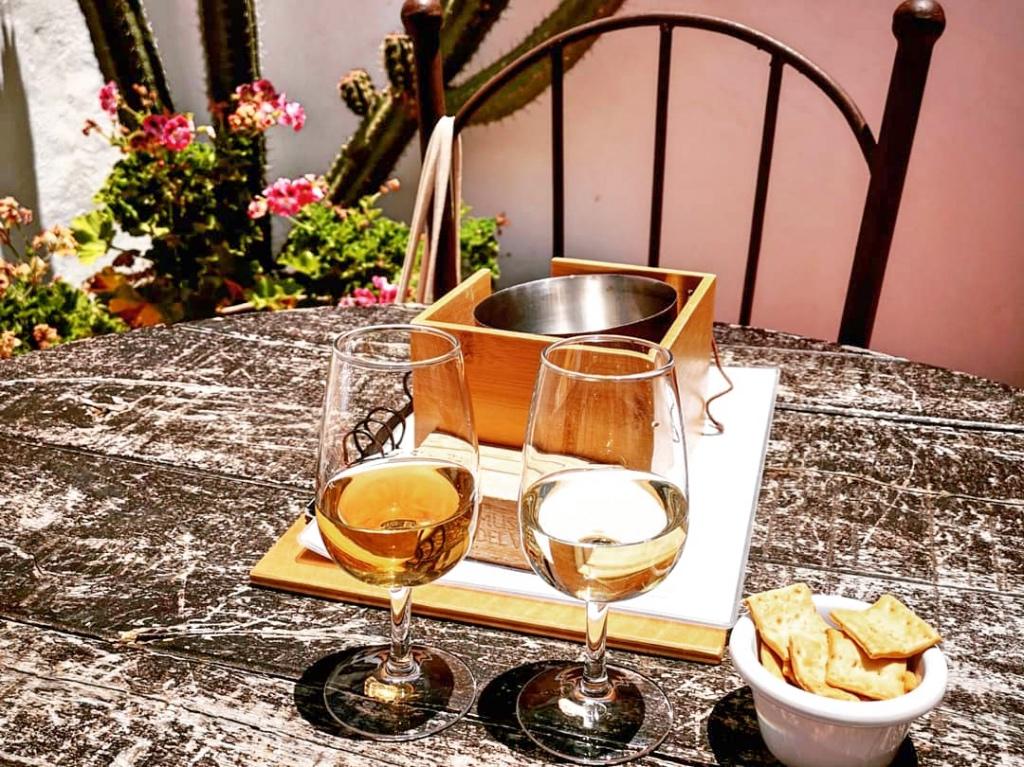 Best Malvasia semidulce wine Canary Islands