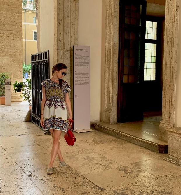 Рим през юли