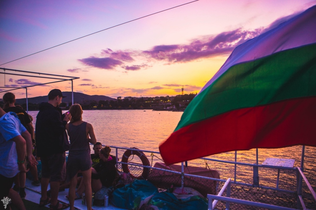 Bass Sea Festival 2019 boat party Varvara