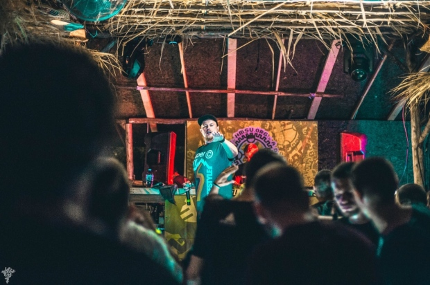 Bass Sea Festival 2019 Lifesize MC