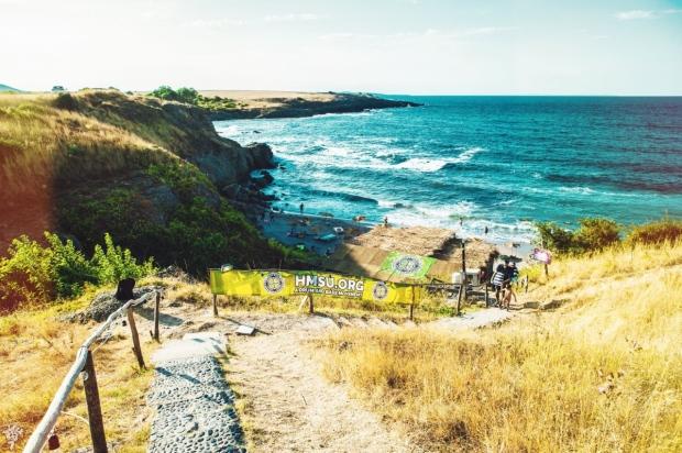 Wake Up Beach Varvara Bulgaria Bass Sea Festival