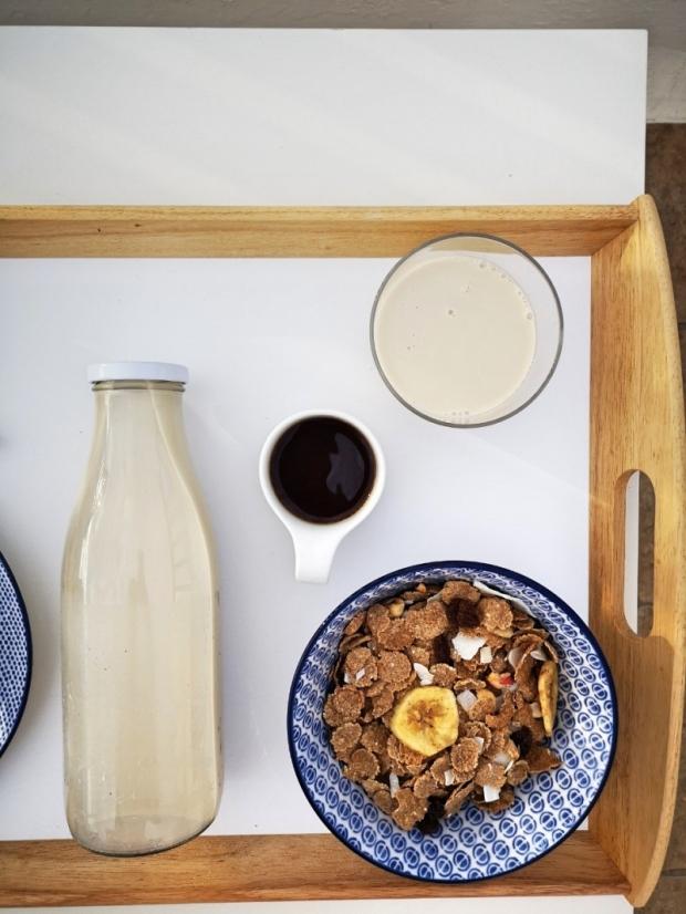 Орчата вместо кафе за закуска
