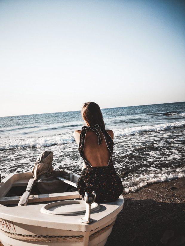 Loutrá Elevtherón Greece Holiday Home Sea Front