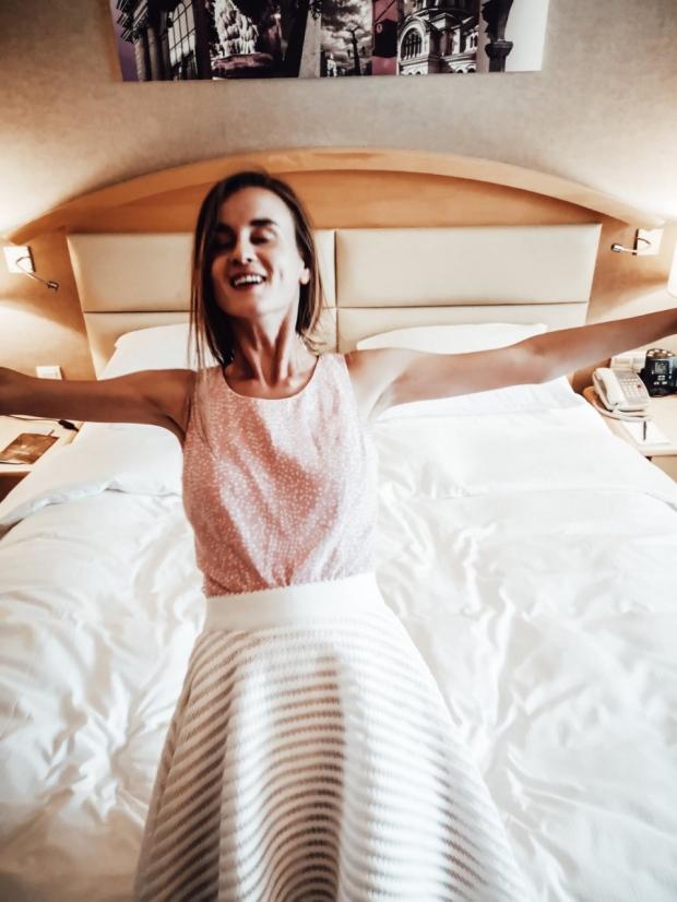 Стая в хотел Хилтън София България