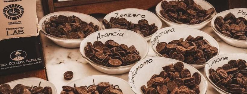 Antica dolceria Bonajuto Modica address Corso Umberto I