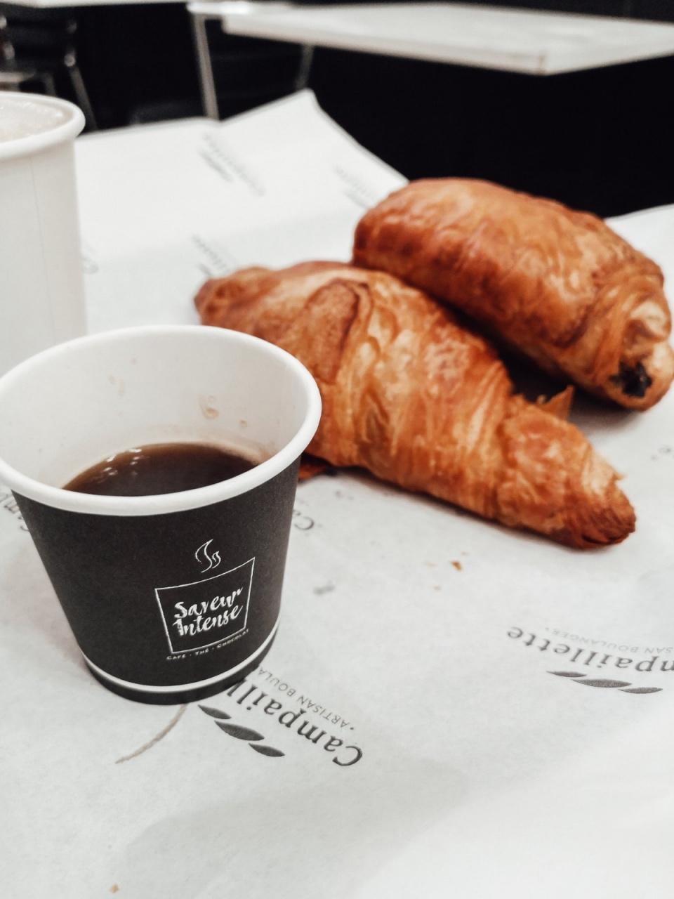 International coffee day Paris