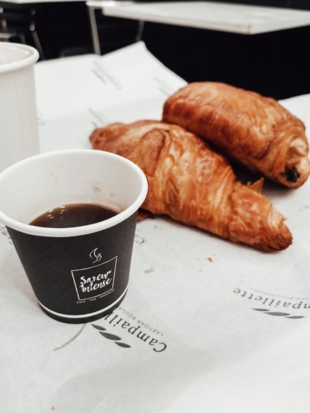 International coffee day Paris